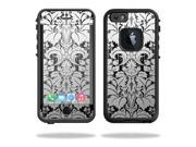 Mightyskins Protective Vinyl Skin Decal Cover for Lifeproof iPhone 6 Case fre Cover wrap sticker skins Floral Retro