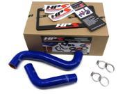 Subaru 08-11 WRX / STI HPS Blue High Temp Reinforced Silicone Radiator Hose Kit Coolant