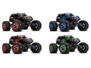 Traxxas Summit 4WD 1/10 Electric Extreme Terrain Monster Truck 56076-1 - BLUE