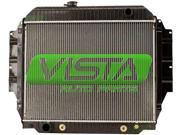 FORD ECONOLINE VAN CLUB WAGON E 1995 5.8 V8 RADIATOR