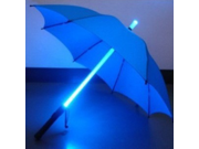 Cool Runner Light Saber LED Flash Light Umbrella Blue