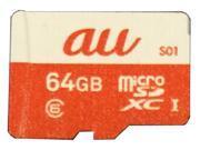 SanDisk AU 64GB microSDXC Class 6 UHS-I Card