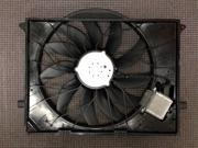 New OEM Replacement Fan for Mercedes-Benz CL500 2002 2003 2004 2005 2006 All Engine (Brushless Motor)