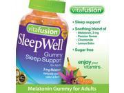 vitafusion SleepWell, 250 Gummies
