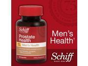 Schiff Prostate Health with Saw Palmetto, Lycopene & Selenium, 120 Capsules