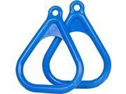 Plastic Trapeze Rings (Pair)