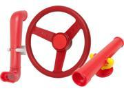 Periscope Telescope And Steering Wheel Kit