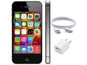 Apple iPhone 4 16GB - Verizon - Clean ESN - Black - Excellent Condition