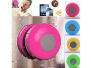Portable Waterproof Shower Car Bathroom Handsfree Wireless Bluetooth Speaker