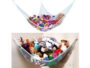 70 Feet Jumbo Toy Hammock Net Organizer for Stuffed Animals Storage