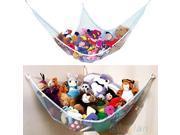 70 Feet Jumbo Toy Hammock Net Organizer for Stuffed Animals Storage