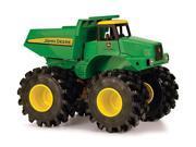 TOMY John Deere - Monster Treads Shake and Sounds Dump Truck