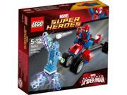 LEGO: Super Heroes: Spider-Trike vs. Electro