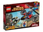 LEGO: Super Heroes: Spider-Helicopter Rescue