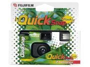 FUJIFILM QuickSnap Flash Disposable Camera - 27 exposures
