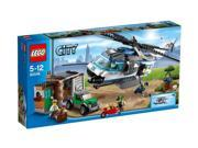 LEGO City - Helicopter Surveillance - 60046