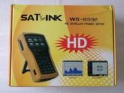SatLink WS6932 3.5 - Inch Professional HD DVB-S DVB-S2 Satellite Signal Finder Meter