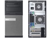 Dell OptiPlex 9020 MT - Intel Core i7-4770 3.4 Ghz, 16GB DDR3, 1TB HDD, DVDRW, 1GB AMD Radeon HD 8490, Windows 7 Pro/ Windows 8 Pro, DVDRW, 3 year warranty