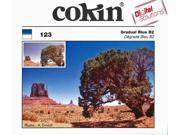 Cokin A123 Filter, A, Blue Graduated B2