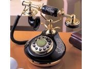 Golden Eagle Electronics 8809 Antique Porcelain Phone