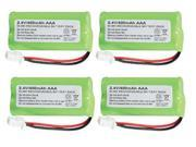 Replacement Battery for AT&T (4-Pack)