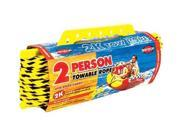 Sportstuff 57-1522 2 Rider Tube Tow Rope W/ 2375 Pounds Tensile Strength New