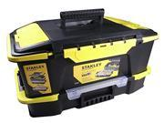 Stanley Mounts STYSTST19900M Stanley Click & Connect 2-in-1 Deep Tool Box