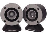 PYRAMID PYRTW28G Pyramid TW28 3.75-Inch Aluminum Bullet Horn In Enclosure with Swivel Housing
