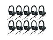 Plantronics Gamecom 307 (10-Pack) Corded Gaming Headset