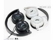 Headphone  Digital Music Headphones TF Card FM Radio for Mobile Phones Computer 2014 Hot Sale
