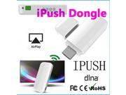iPush DLNA Wifi Display Dongle Receiver for Smartphone Tablet PC Wireless HDMI Multimedia Share Multi-screen Interactive
