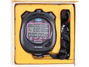 High Quality New Chronograph Digital Timer Stopwatch Sport Counter