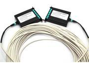 CERTICABLE TINIFIBER OS2 6 DUPLEX KIT 12 SINGLEMODE SM MPO LC SC ST ARMORED FIBER CABLE