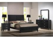 Baxton Studio Eaton King 5 Piece Wooden Modern Bedroom Set