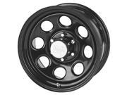 Pro Comp Wheels 98-6183 Rock Crawler Series 98 Black Monster Mod Wheel