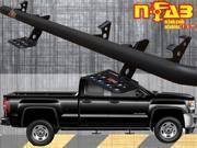 N-Fab ASC1589QC AdjustSTEP 2015-2015 Chevrolet Silverado 2500 HD Texture Black