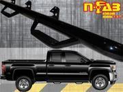 N-Fab C1573QC Nerf Step Bar&#59; Cab Length