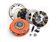 Centerforce 04614842 DYAD Multi Disc Clutch Kit