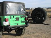 Fab Fours JP-Y1251T-1 Spare Tire Carrier