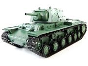 Heng Long Russian KV-1 Airsoft 1/16 Scale RC Battle Tank