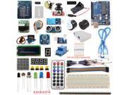 UNO R3 Starter Kit 1602 LCD Ultrasonic Range Finder Dot Matrix LED for Arduino