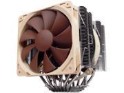 Noctua NH-D14 SE2011 Quiet CPU Cooler for Intel LGA 2011 Socket with 6 Heatpipes, 140/120mm SSO Bearing PWM Fans NH-D14 SE2011