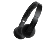 SOUL Loop Ultra Lightweight On-Ear Headphones - Black