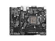 ASRock H81M-VG4 LGA1150 Intel H81 DDR3 SATA3 USB3.0 GbE MicroATX Motherboard