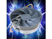 12cm Round Heatsink CPU Cooler Fan for INTEL LGA 775/1150/1155/1156 AMD 754/939/AM2/AM2+/AM3