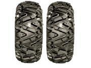 Pair of GBC Dirt Tamer (6ply) ATV Tires [26x12-12] (2)