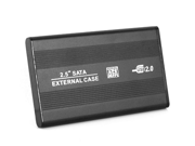 2.5 Sata to USB Hard Drive Caddy HDD Enclosure Case Laptop and PC parts