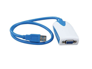 USB 3.0 to VGA Video Graphic Card Multi-Display Cable Adapter 2048x1152
