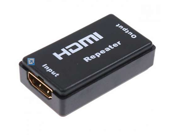 Mini HDMI Joiner Repeater Extender Amplifier Booster 130FT 40M 1080p 1.65G bps