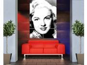 Marilyn Monroe 46 x 32 inches 116 x 81 cm vintage large huge giant poster print picture home decor photo wall art AA21